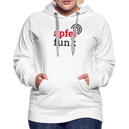 Apfelfunk Edition - Frauen Premium Hoodie