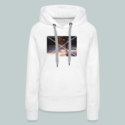 Skate-Hoodie&T-Shirt - Frauen Premium Hoodie