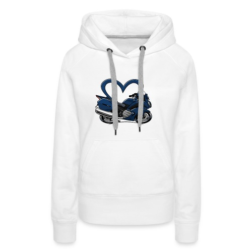 love FJR - Vrouwen Premium hoodie