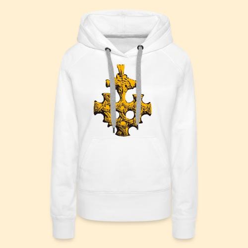 Goldschatz - Frauen Premium Hoodie