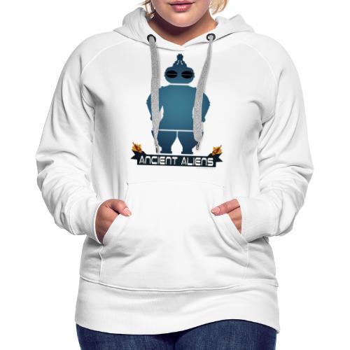 Dogu - Ancient Aliens! (Variante 2) - Frauen Premium Hoodie