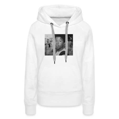 Just your average nigga - Women's Premium Hoodie