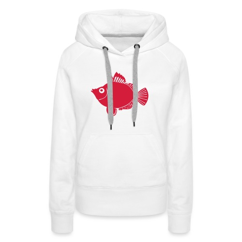 Eberfisch - Frauen Premium Hoodie