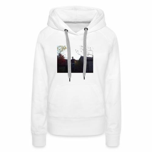 Frink Yannick Jumping - Sweat-shirt à capuche Premium pour femmes