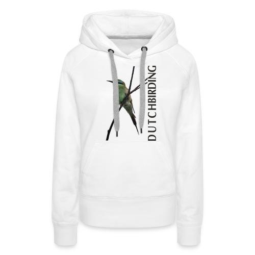 dbgroenebijeneter - Vrouwen Premium hoodie