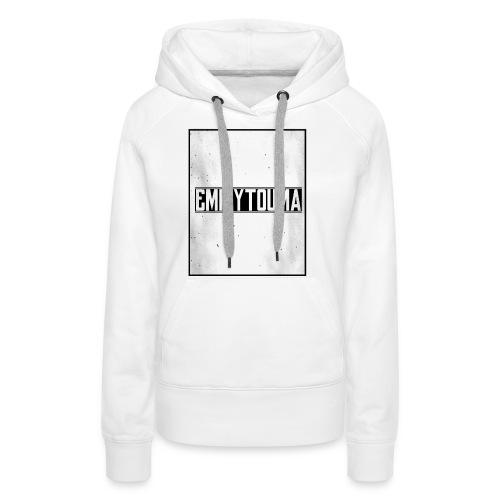 emilytouma desgin groot 5000 4000 png - Vrouwen Premium hoodie