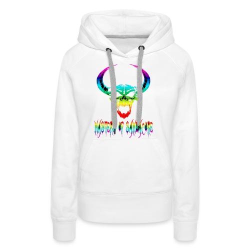 mos2 png - Vrouwen Premium hoodie