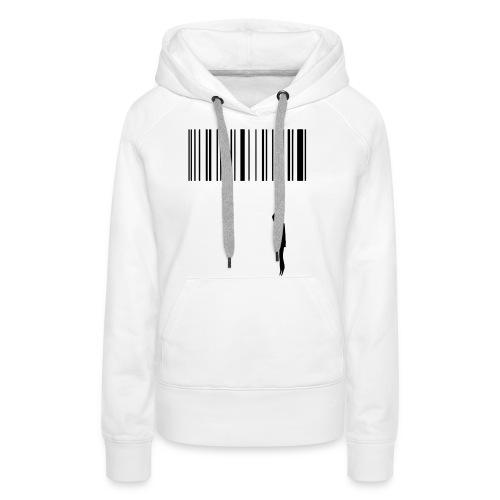 Suicide - Sweat-shirt à capuche Premium pour femmes