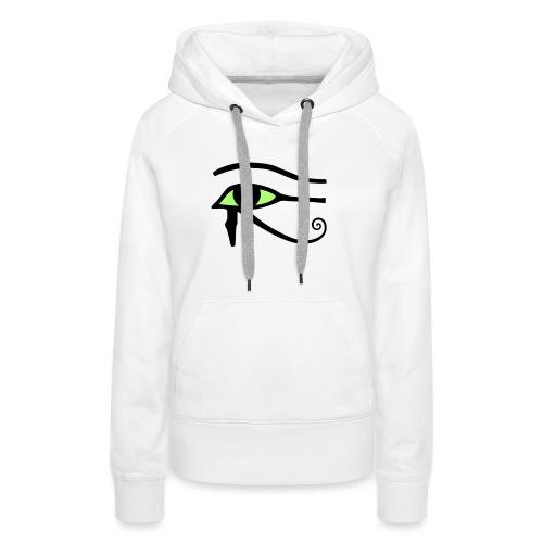 Eye of Horus - Women's Premium Hoodie