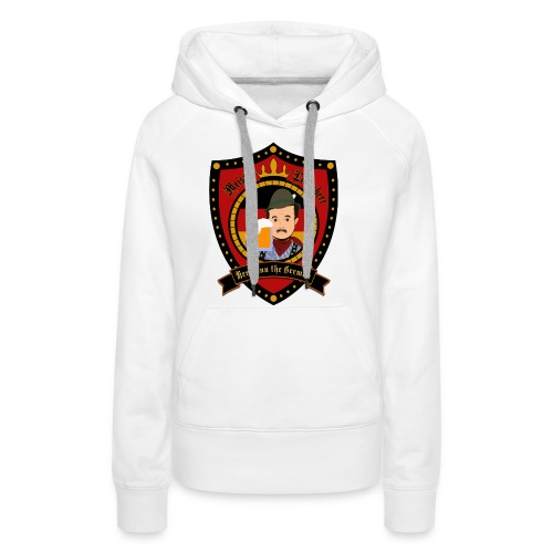 Hermann the German - Women's Premium Hoodie