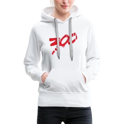 300 - Frauen Premium Hoodie
