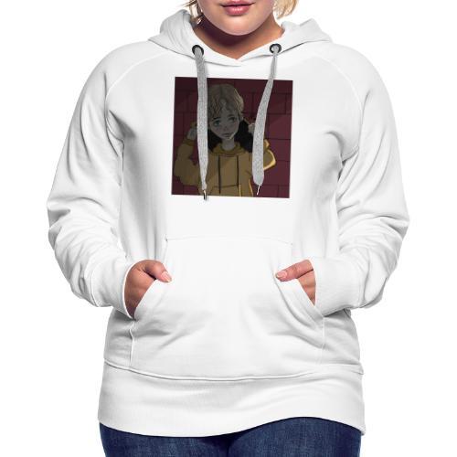 Emy - Sweat-shirt à capuche Premium pour femmes