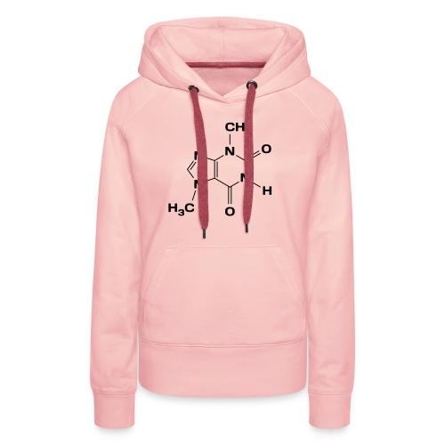 Chocolate Molecule - Frauen Premium Hoodie