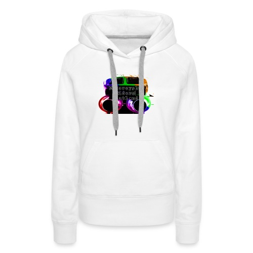 MCRS Twin Pipes - Women's Premium Hoodie