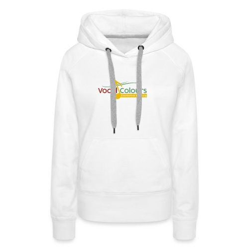 Vocal Colours Chorfestival Hamburg - Frauen Premium Hoodie