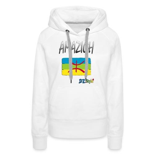 amoufid - Sweat-shirt à capuche Premium pour femmes