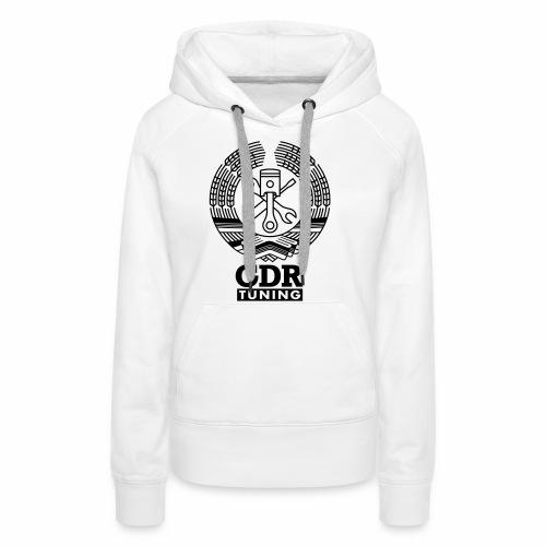 GDR Tuning Coat of Arms 1c - Women's Premium Hoodie