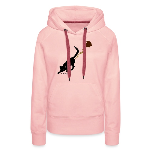 Catapult - Vrouwen Premium hoodie