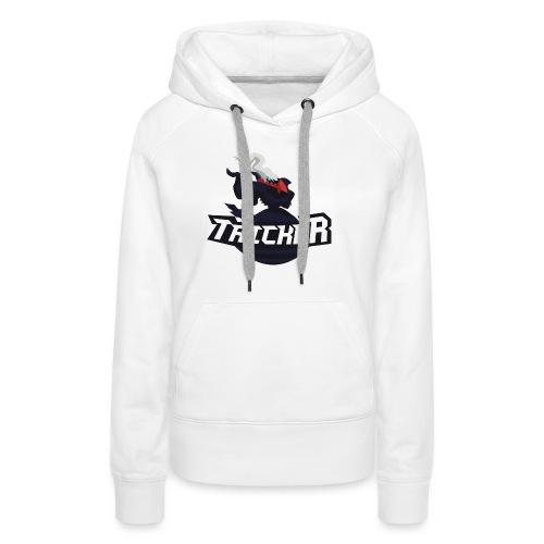 iTricker95 - Sweat-shirt à capuche Premium pour femmes
