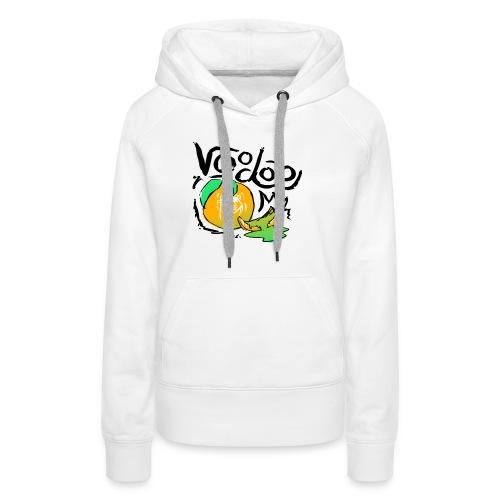 VoodOrange - Women's Premium Hoodie