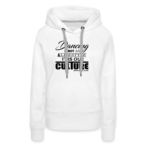 Urban Long shirt - Women's Premium Hoodie