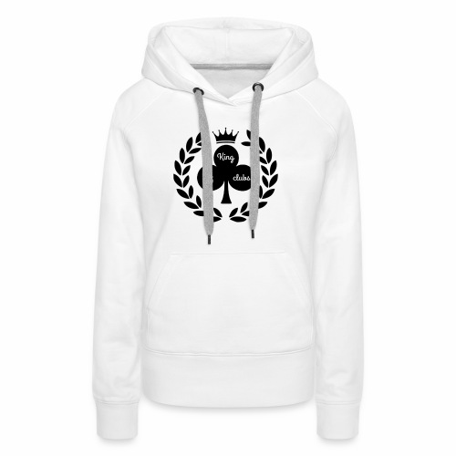 king of clubs - Women's Premium Hoodie