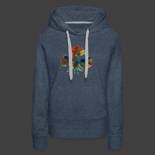 Mayas bird - Women's Premium Hoodie