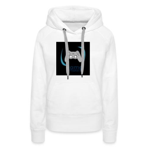gamemakers - Vrouwen Premium hoodie