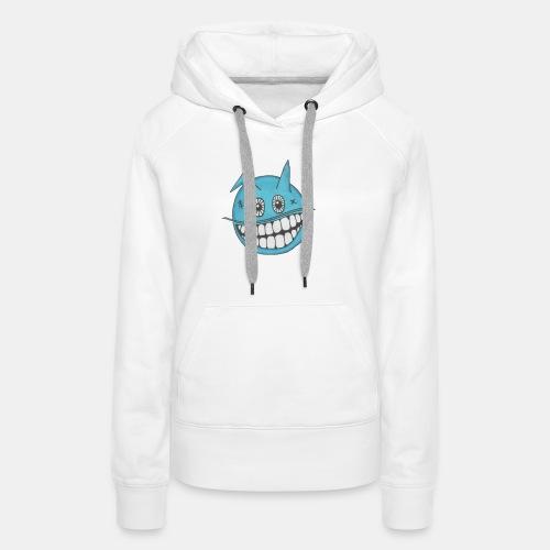 Monster - Frauen Premium Hoodie