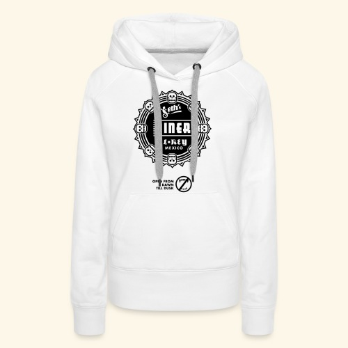 Seth's, inverted - Frauen Premium Hoodie
