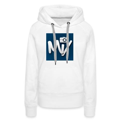 Maxvlogs T-shirt - Vrouwen Premium hoodie