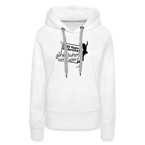 shirts - Vrouwen Premium hoodie
