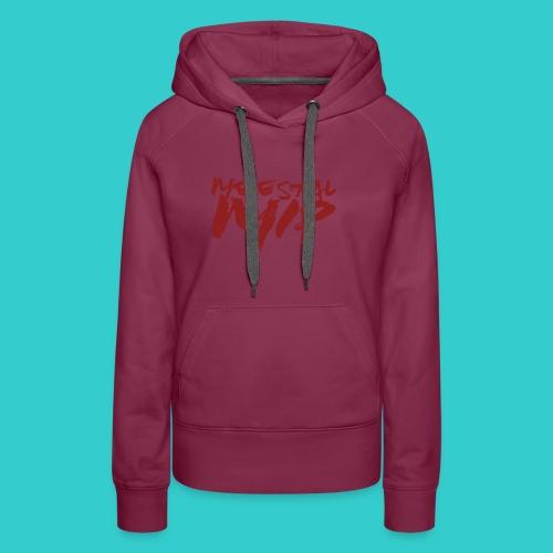 MeestalMip Shirt - Kids & Babies - Vrouwen Premium hoodie