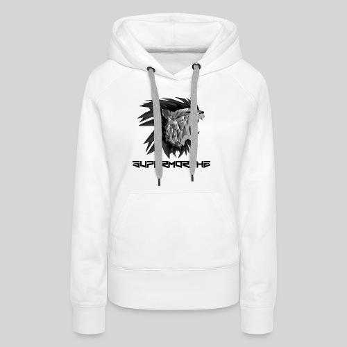 SuperMorphz Metal Lion - Frauen Premium Hoodie
