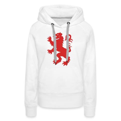 Red Lion Rampant - Women's Premium Hoodie