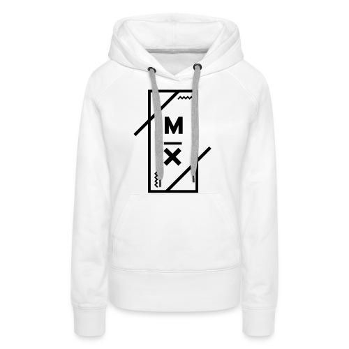 MX_9000 - Vrouwen Premium hoodie