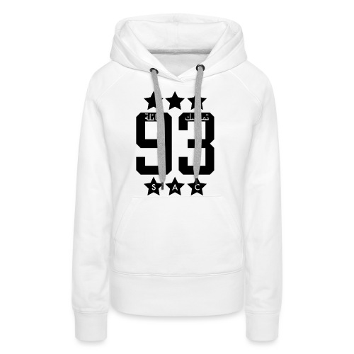 93 Design - Frauen Premium Hoodie