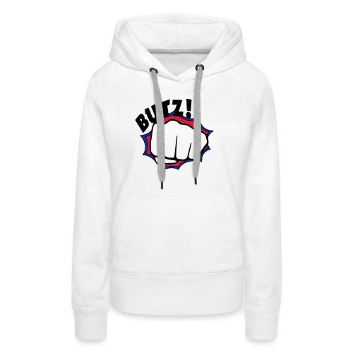 Männer-shirt ''BUTZ''-by color-swap - Frauen Premium Hoodie