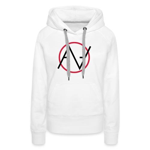 Icon Alessandro - Vrouwen Premium hoodie
