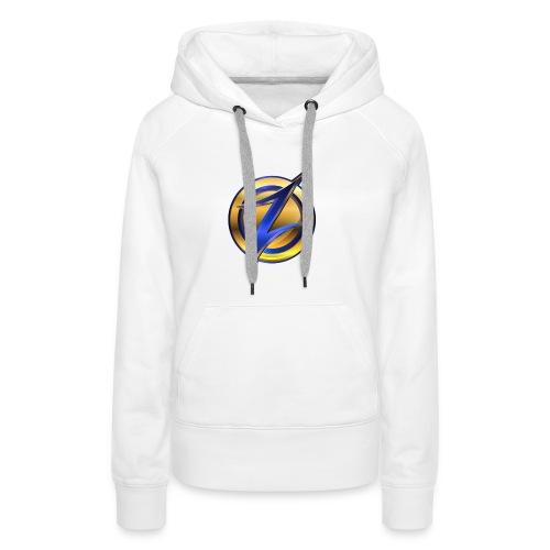 Zander logo - Women's Premium Hoodie