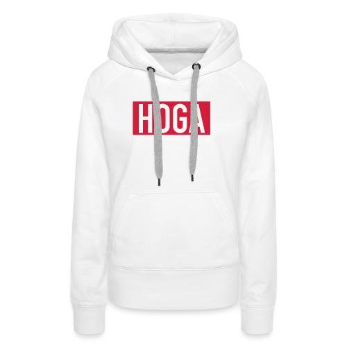 HOGAREDBOX - Premium hettegenser for kvinner