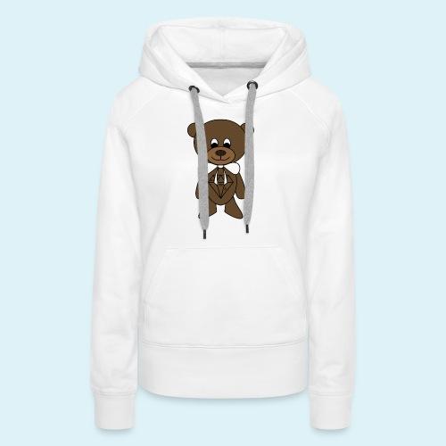 GFbyS Teddy - Frauen Premium Hoodie