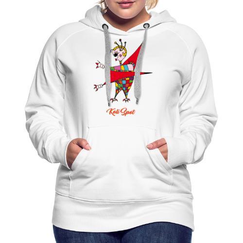 Koli Spot - Sweat-shirt à capuche Premium pour femmes
