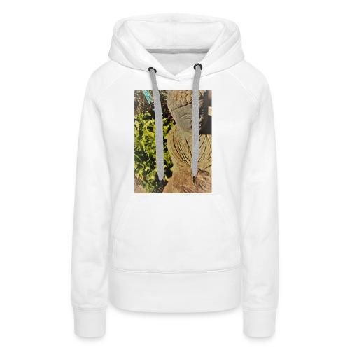 Garden Buddha - Women's Premium Hoodie