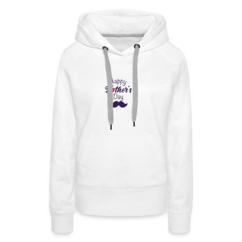 Vatertag - Frauen Premium Hoodie