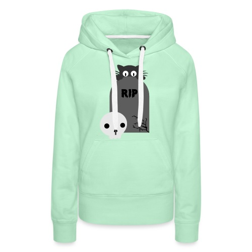 Dark But Cute - Women's Premium Hoodie