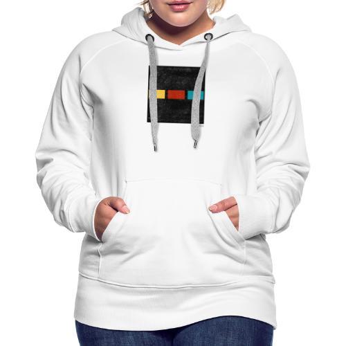 Boxed 015 - Frauen Premium Hoodie
