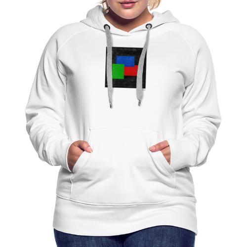 Boxed 006 - Frauen Premium Hoodie