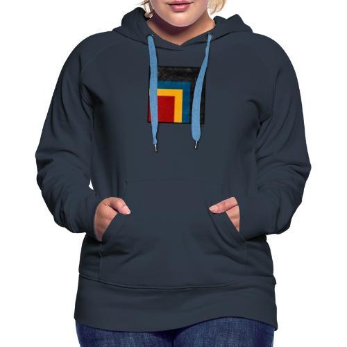 Boxed 004 - Frauen Premium Hoodie