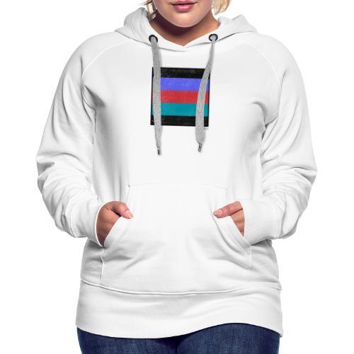 Boxed 003 - Frauen Premium Hoodie